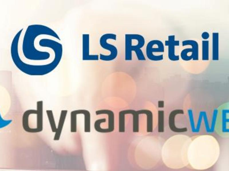 LS Retail and Dynamicweb enter strategic partnership within e-commerce