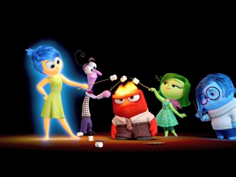 Inside Out and Emotions in B2B Content Marketing